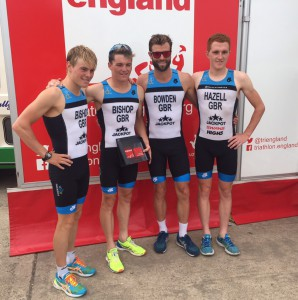National Relay champions 2015