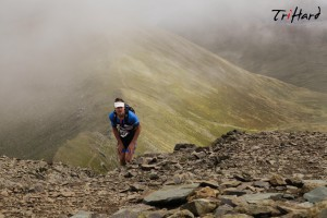 Swirral Edge at Helvellyn
